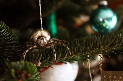 spider ornaments mark a unique ukrainian christmas tradition