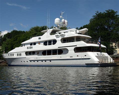yacht elisa elisa a motor yacht by christensen charter world luxury