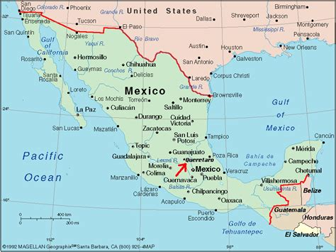 mexico in the map gemology world can institute of gemmology
