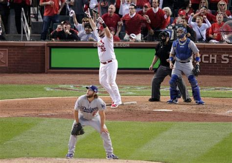 st louis cardinals solve dodgers clayton kershaw again