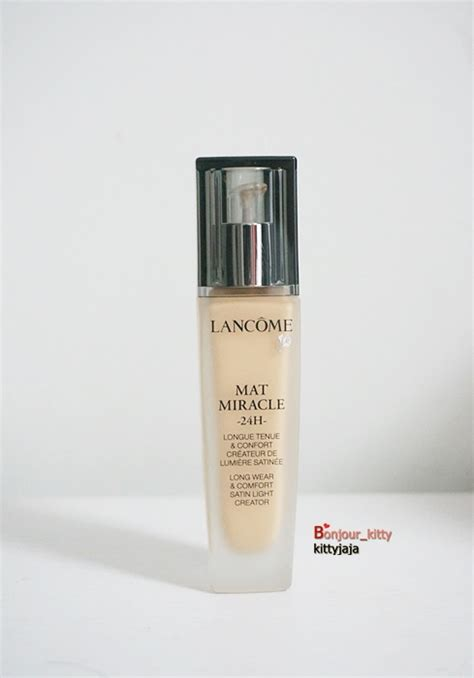 Lancome Mat Miracle by Review Gt Gt Lancome Mat Miracle 24h