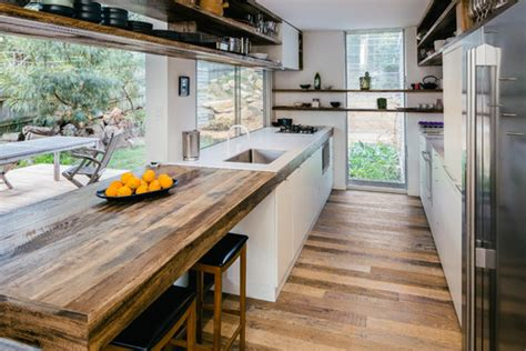 Mixing Countertop Materials by How To Mix And Match Kitchen Countertop Materials