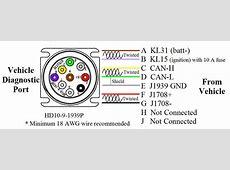 J1587 Scanner for Motor Home: A DIY Motor Home J1587 Data ... J1706