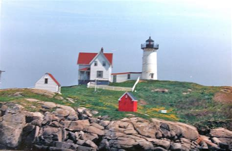 Nubble Light by Panoramio Photo Of Cape Neddick Light Nubble Lighthouse