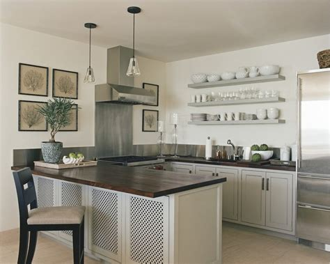 small u shaped kitchen with island mediterraner einrichtungsstil deko ideen mit s 252 d flair