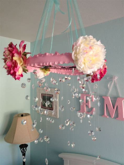 Diy Crystal Baby Mobile Crystals For Chandeliers Fake Chandelier Baby Mobile