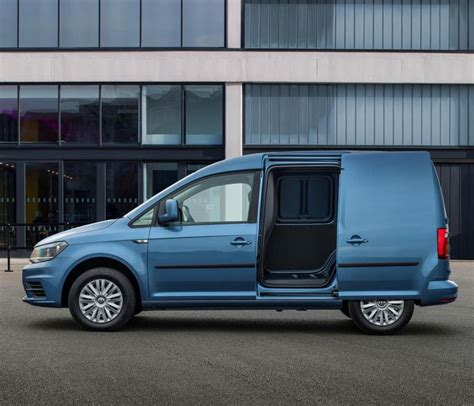 volkswagen van 2018 kit boost and price cut for 2018 vw caddy company van today