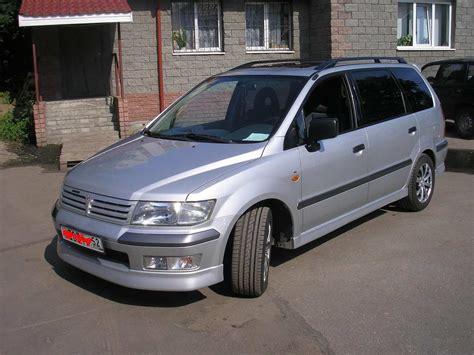 used mitsubishi mitsubishi space wagon