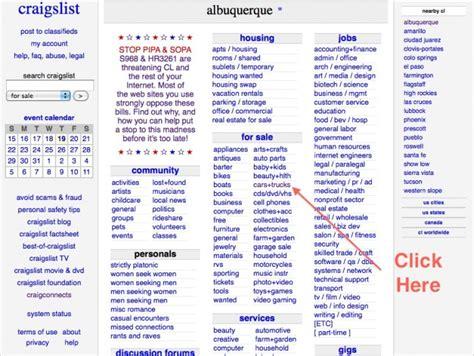 craigslist com craigslist sedona autos weblog