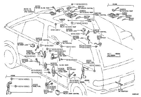 wiring diagram for toyota lucida 28 images toyota