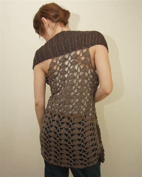 pattern crochet waistcoat 14 crochet vest patterns guide patterns