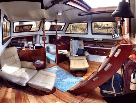 interni barche vita in barca come rendere pi 249 confortevoli gli interni