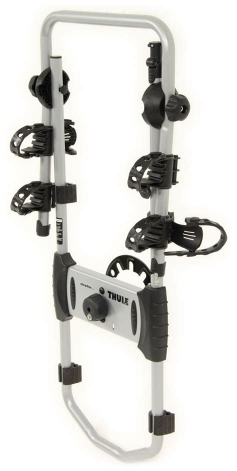 Thule Bike Rack Tire Mount by Thule Spare Me 2 Bike Rack Spare Tire Mount Folding