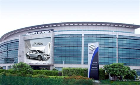 Maruti Suzuki Company Information Top Auto Makers To Self Develop Their Real Estate