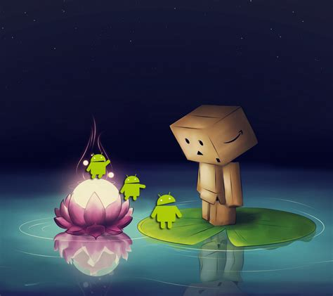 wallpaper for android box koleksi foto foto danbo part 2 crossbone s area