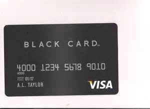 the blackest credit card in the world