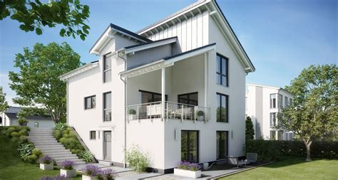 Haus Finden by Musterhaus Mit Doppelgarage Loopele