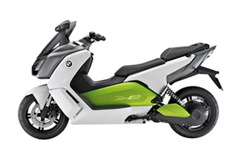 Autofarm: BMW C Evolution e scooter [Electric Scooters 2012]