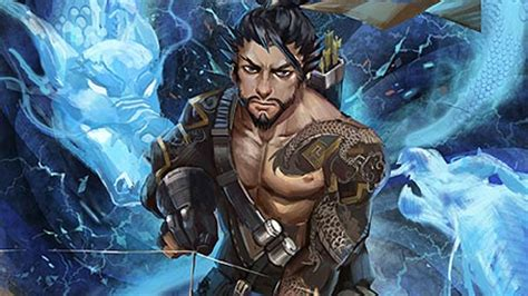 Bow Windows Pictures overwatch hanzo theme for windows 10 8 7