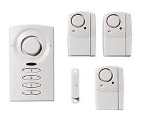 wireless home security systems burglar alarms you can