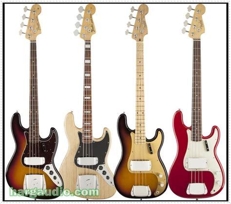 48 daftar harga gitar bass fender terbaru dan terlengkap