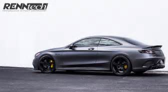Mercedes S63 Amg Coupe Mercedes Amg S63 Coupe Gets More Power Than S65 With