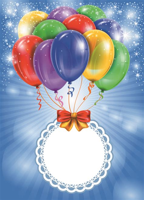glitter wallpaper libby libby happy birthday colorful balloons background set 03