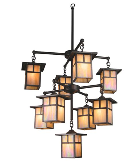 meyda 20814 hyde park nine light chandelier
