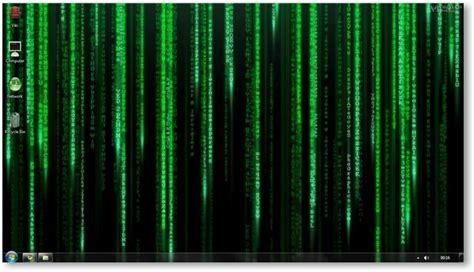 download theme windows 7 matrix the matrix windows 7 theme and wallpapers movie themes