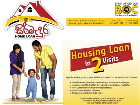 Housing Loans Sri Lanka 28 Images Future Summary Application Form Hsbc Sri Lanka