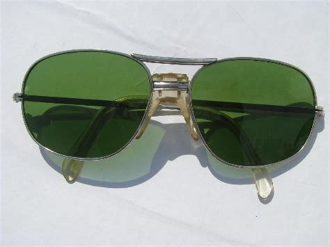 7 Pairs Of Aviator Sunglasses by Pair Of Vintage S Aviator Sunglasses Sun Glasses W