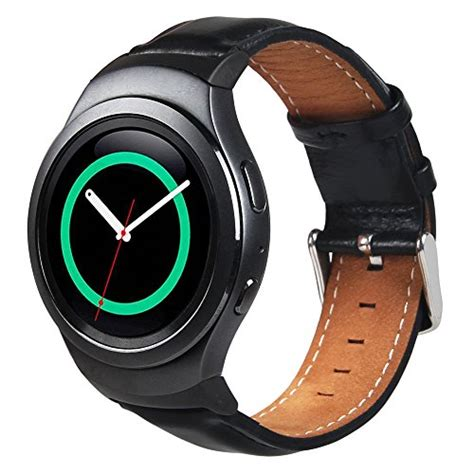 Samsung Gear S2 Sport Replacement Genuine Leather for samsung gear s2 band torotop genuine leather import it all