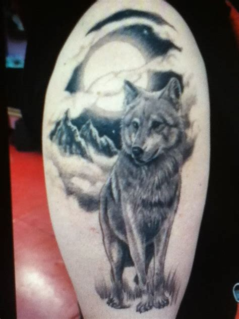 what does a wolf tattoo mean what does a lone wolf collection