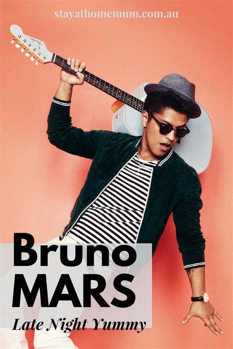 small biography of bruno mars 20 magical facts that will make you treasure bruno mars