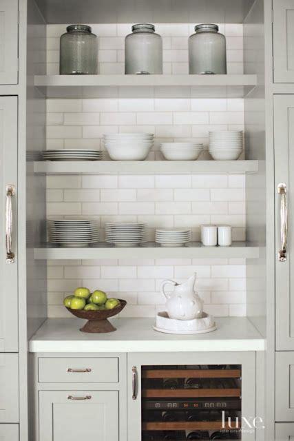 shelves in kitchen ideas 25 best ideas about open pantry on open