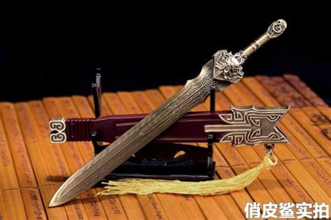 Figure Weapon Set Sword 2 1 6 scale ancient weapon sword model with stand collection