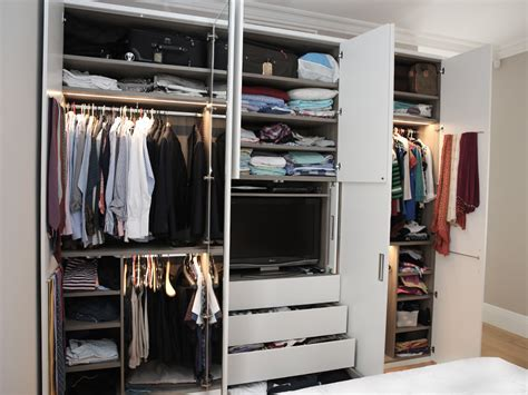 traditional and fitted wardrobes