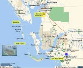 island florida map captiva island map