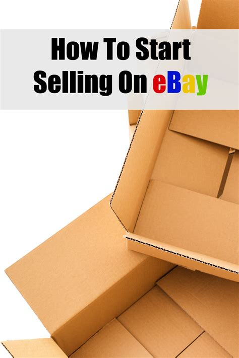 How To Sell On Ebay Ii by How To Start Selling On Ebay Barefoot Budgeting