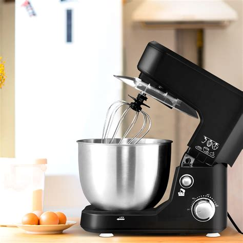 devanti electric stand mixer  kitchen food beater