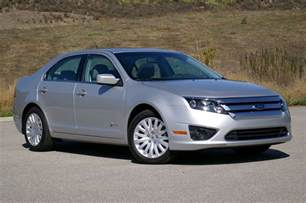 2010 Ford Fusion Hybrid Problems 2010 Ford Fusion Auto Design Tech