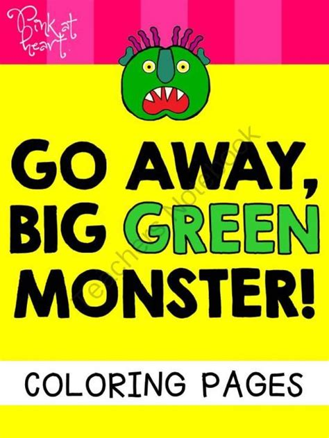 go away green 23 best big green monster images on pinterest