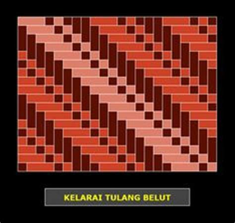 bunga tanjung pattern 1000 images about weaving patterns kelarai on pinterest