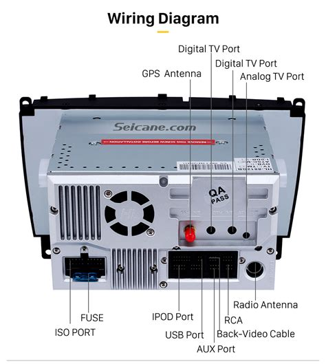 mercedes radio wiring diagram on wis mercedes wiring