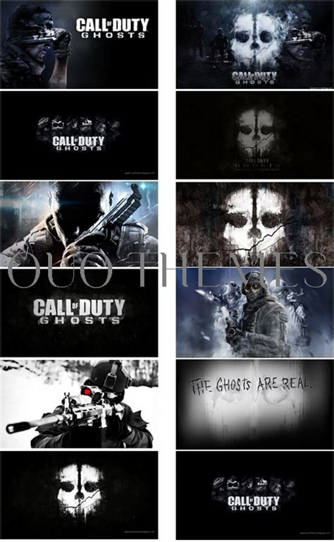 themes for windows 7 call of duty call of duty ghosts theme for windows 7 and 8 ouo themes