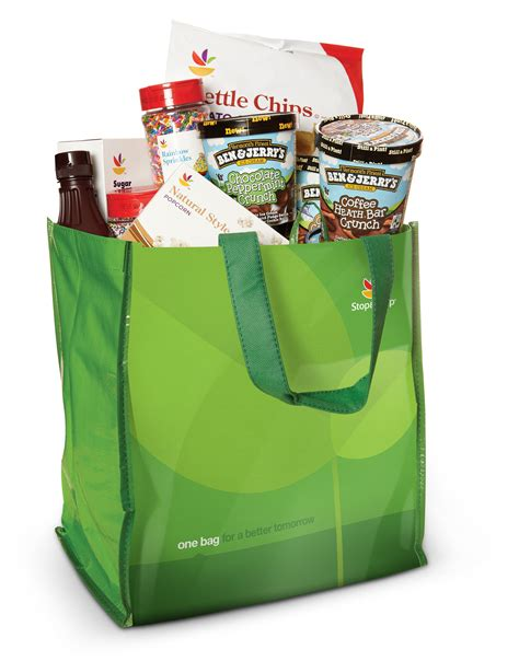 Stop The Market Bag Insanity In My Bag by Ahold Usa Divs Tout Sustainability Regional Supermarket