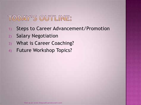 Negotiating Salary After Mba by Promotion And Salary Negotiation