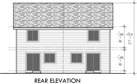 duplex plans narrow lots elevation house house plans narrow lot duplex house plans 2 story duplex house plans