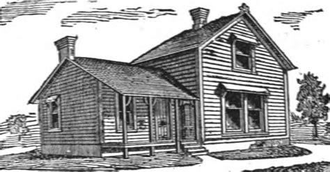 rural house plans 19th century historical tidbits 1895 rural house plans