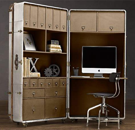 20 Small Home Office Design Ideas Decoholic Office Desk Hardware
